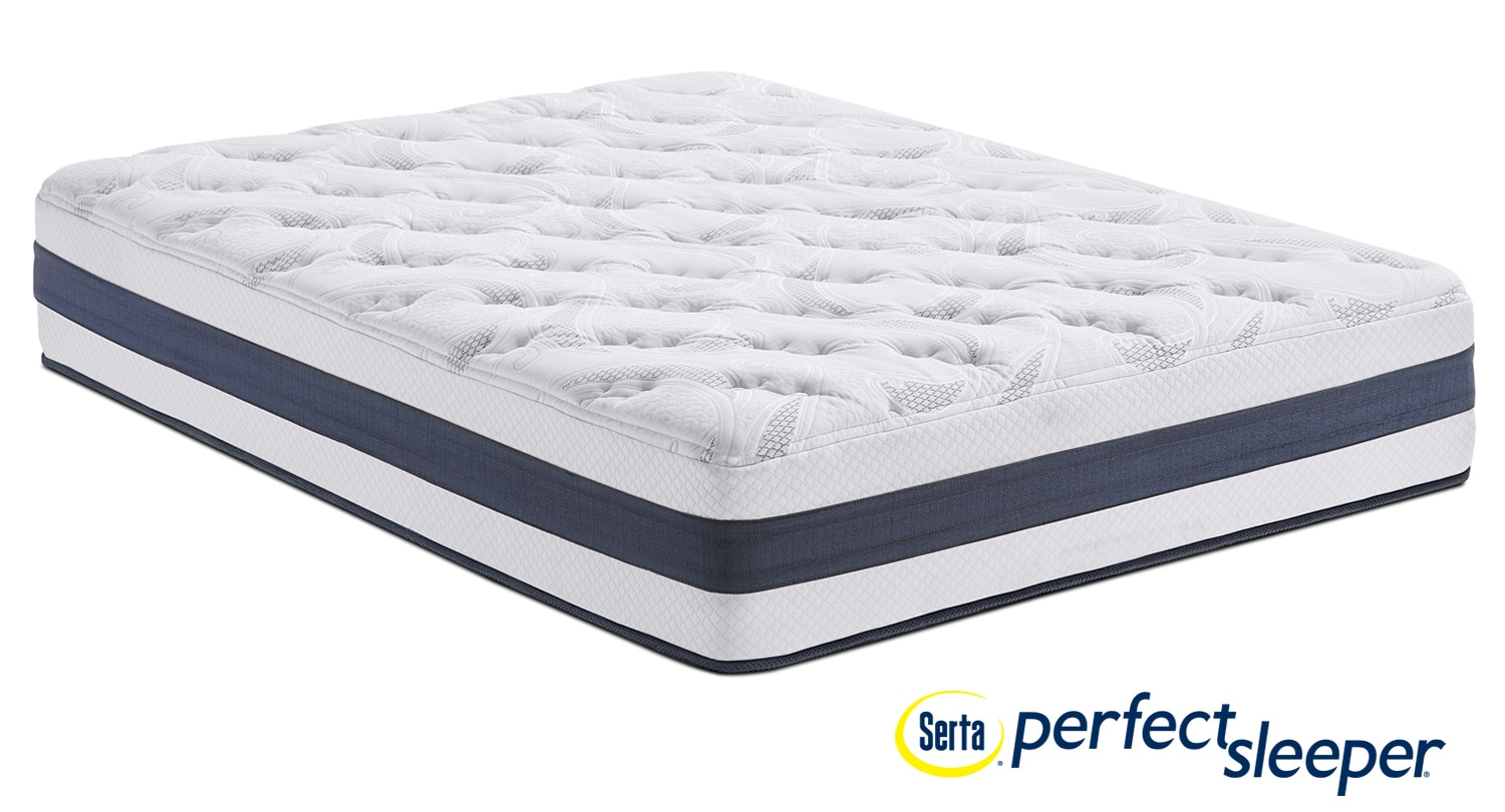 Mattresses and Bedding - Landing Manor Plush Twin XL Mattress