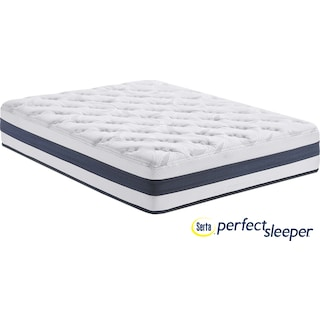 Landing Manor Plush Queen Mattress