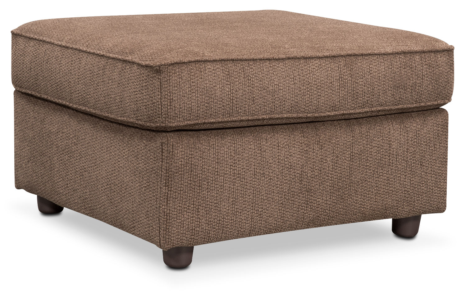 Living Room Furniture - Lakelyn Ottoman - Cocoa