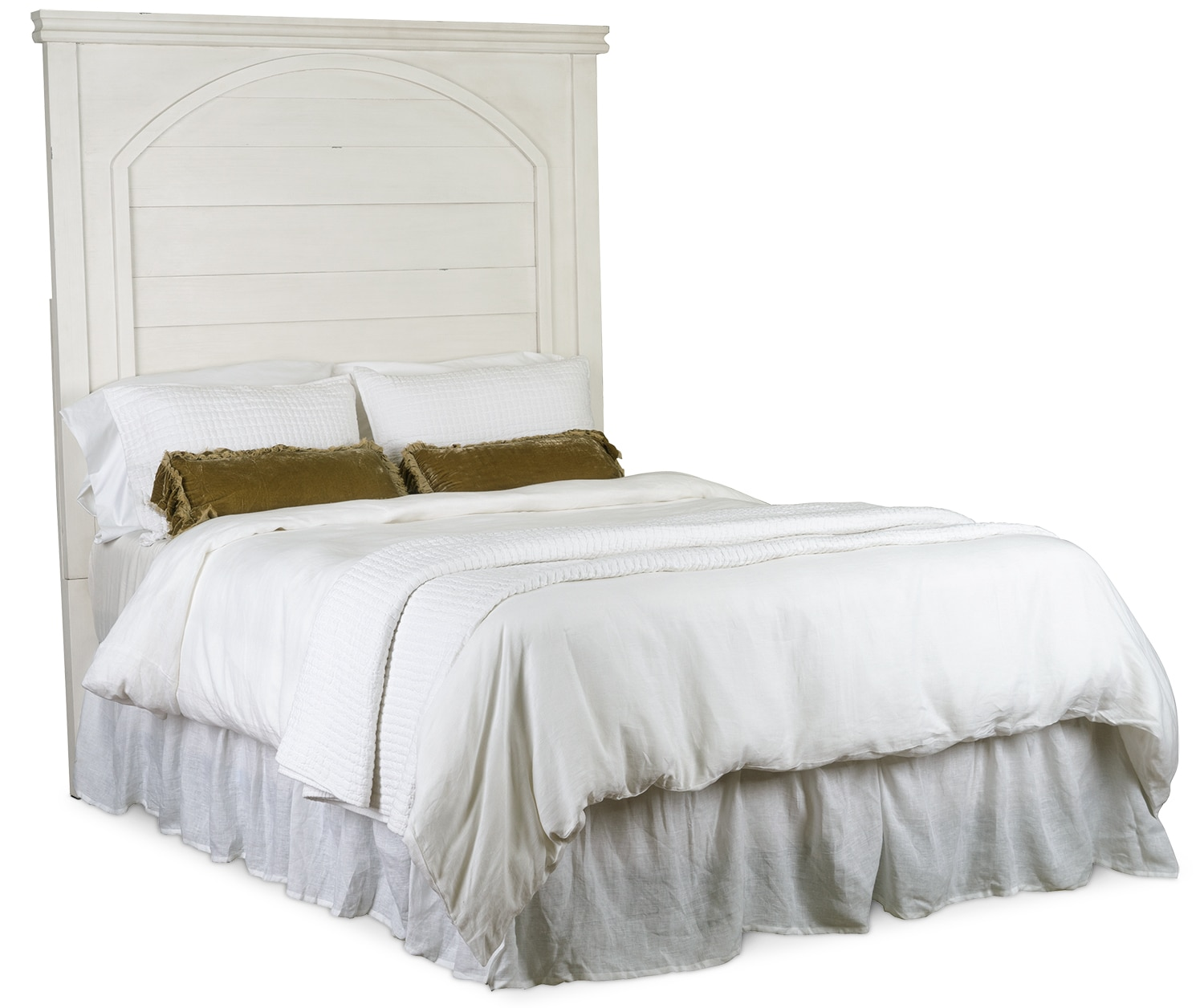 Bedroom Furniture - Queen Passage Headboard
