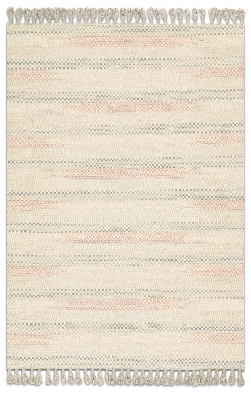 Chantilly 4' x 6' Rug - Multi Ivory