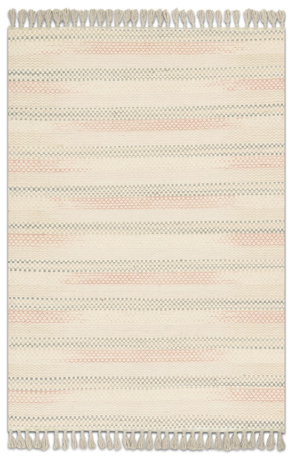 Rugs - Chantilly 5' x 8' Rug - Multi Ivory