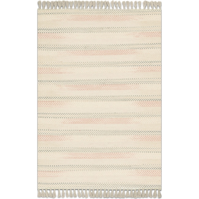Rugs - Chantilly 9' x 13' Rug - Multi Ivory