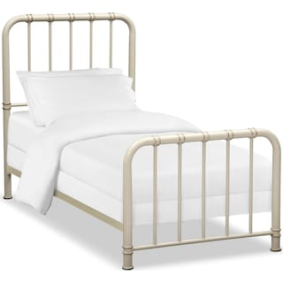 Pendleton Youth Twin Bed - Ivory