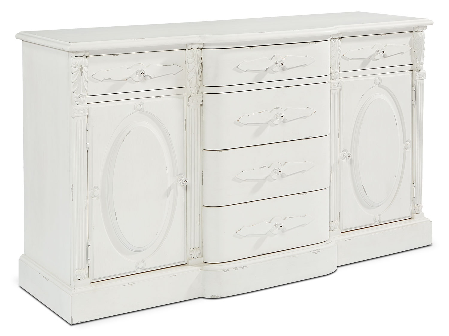 Dining Room Furniture - French-Inspired Cameo Buffet