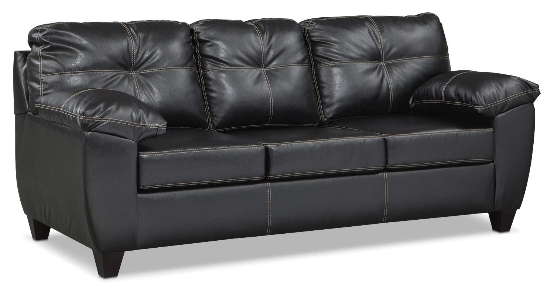 Ricardo Queen Memory Foam Sleeper Sofa Onyx Value City