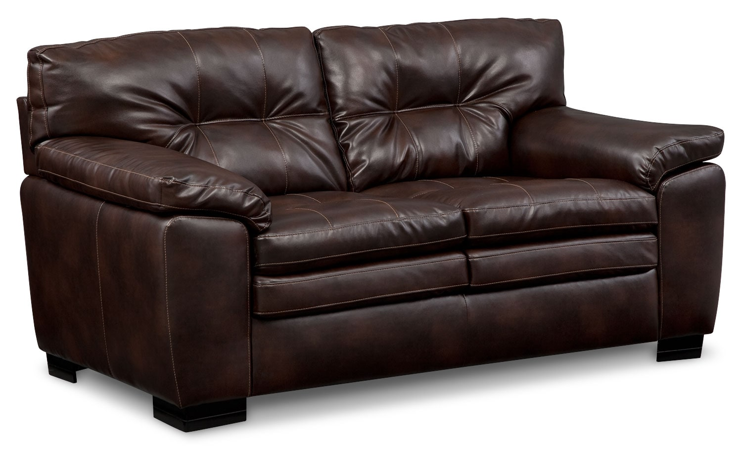 Magnum Loveseat - Brown