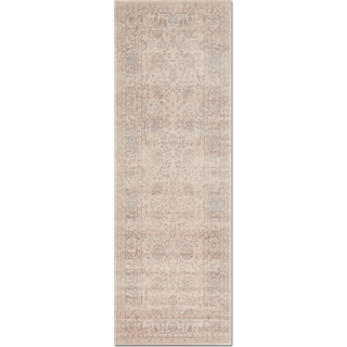 Ella Rose 3' x 8' Rug - Natural