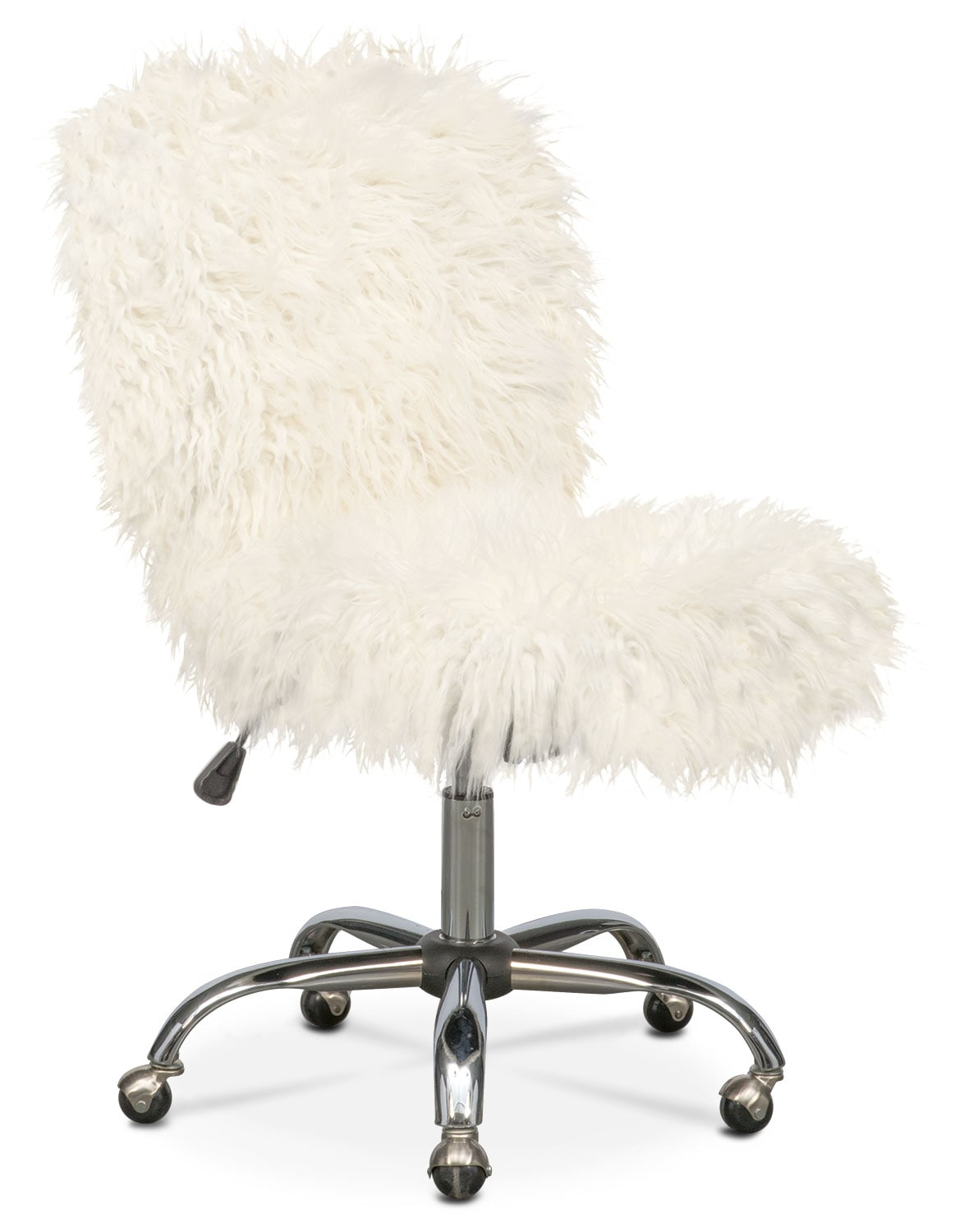 Genial Frenzy Office Chair   White