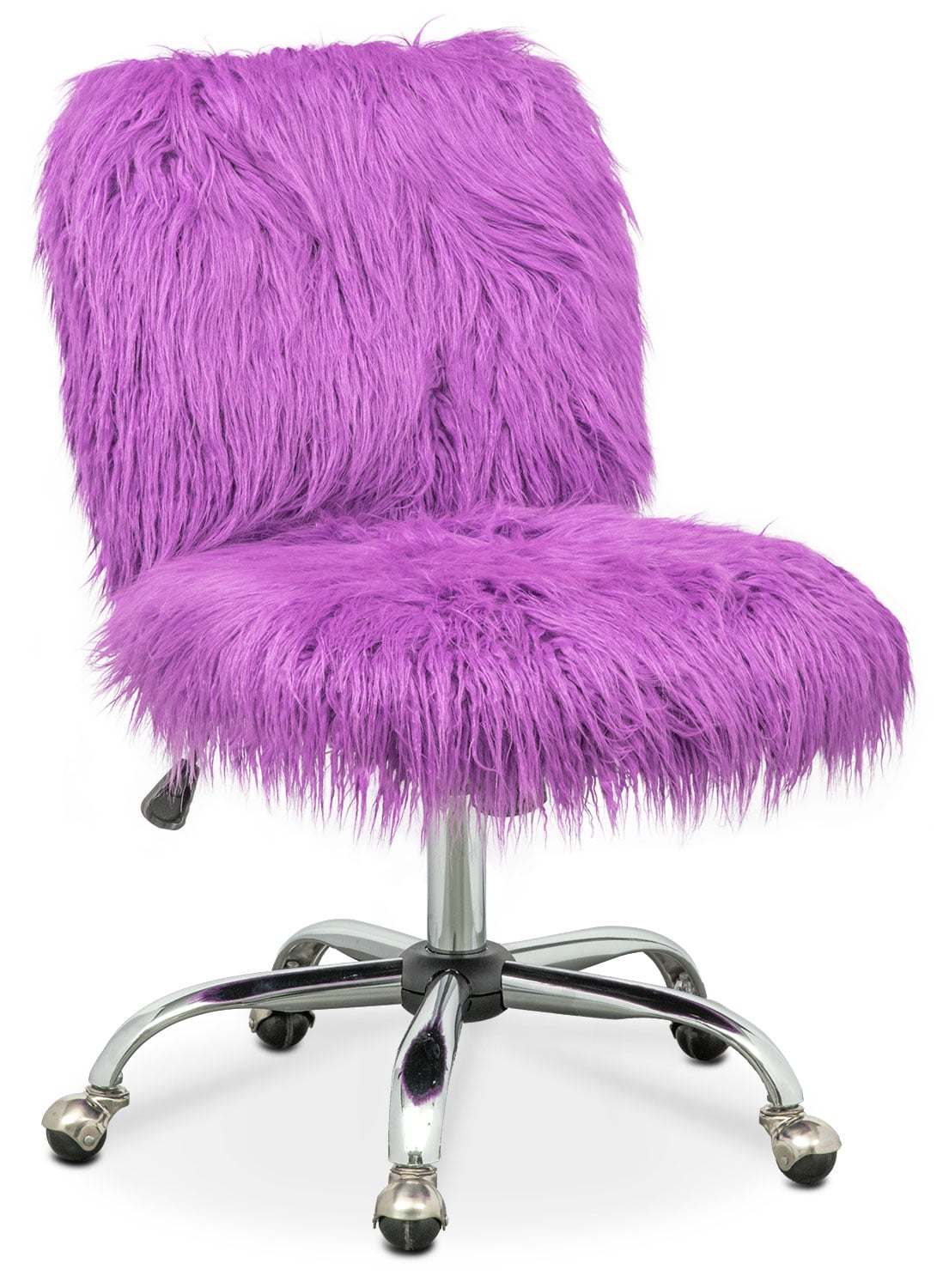 Home Office Furniture Frenzy Chair Purple