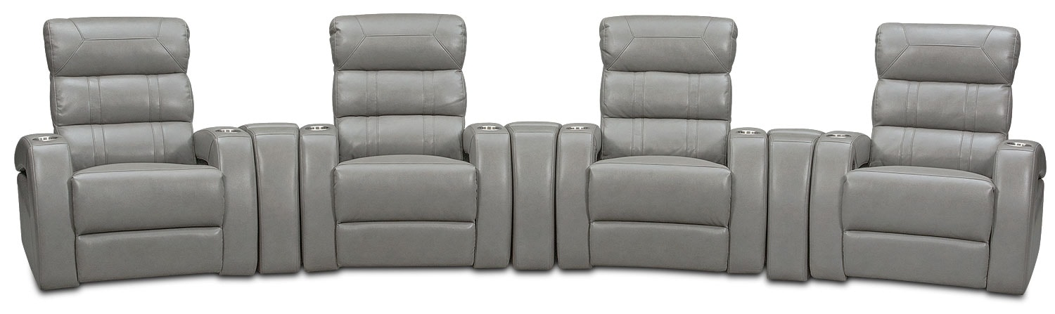 The Bravo Collection - Gray