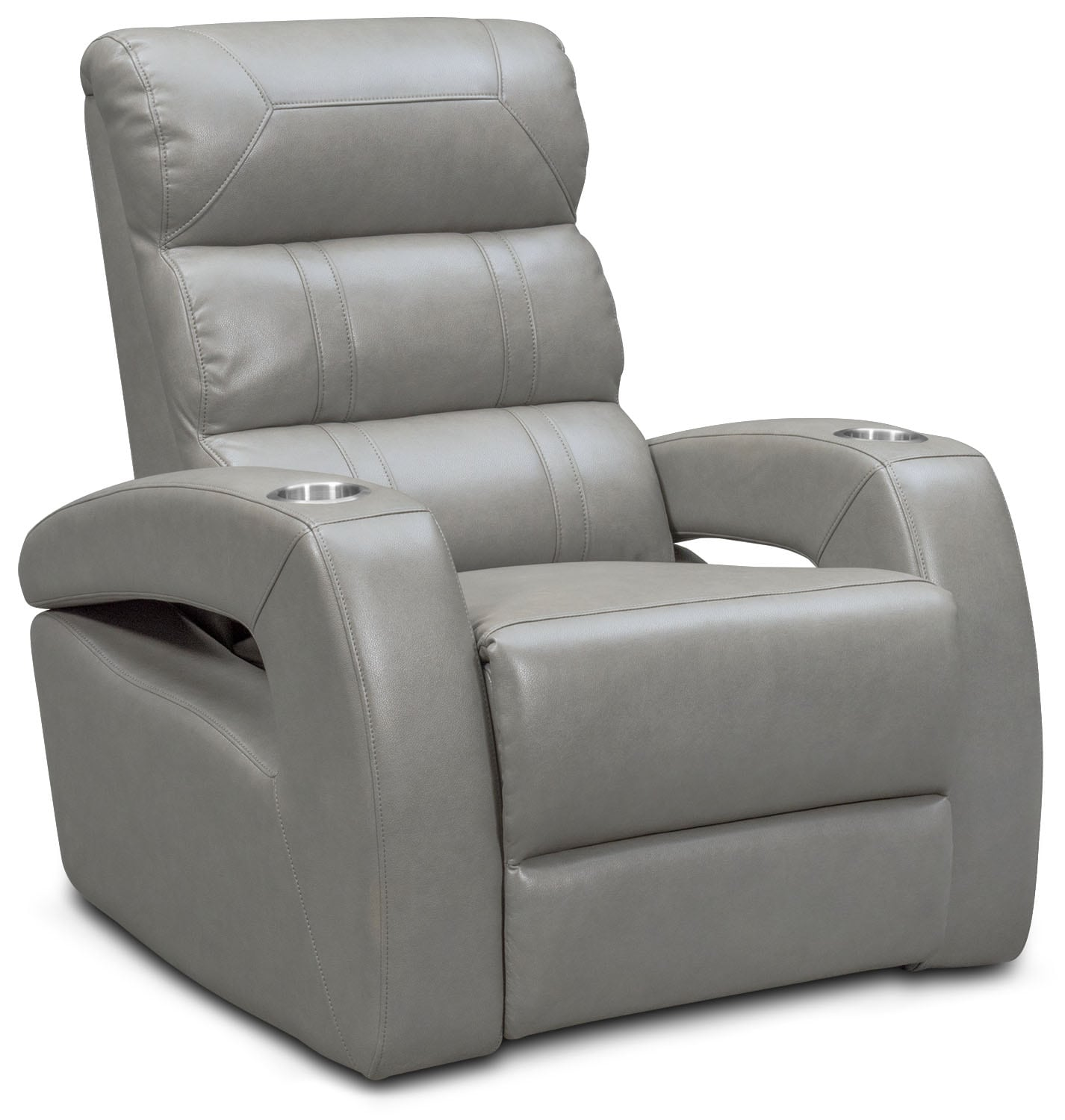 Bravo Power Recliner - Gray