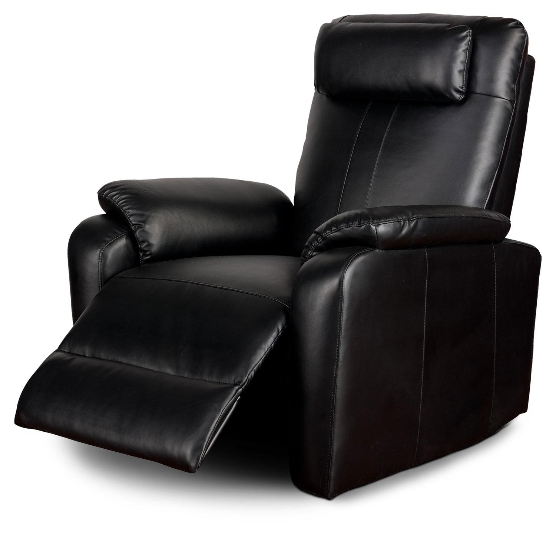 Click to change image.  sc 1 st  Value City Furniture & Sparta Rocker Recliner - Black | Value City Furniture islam-shia.org