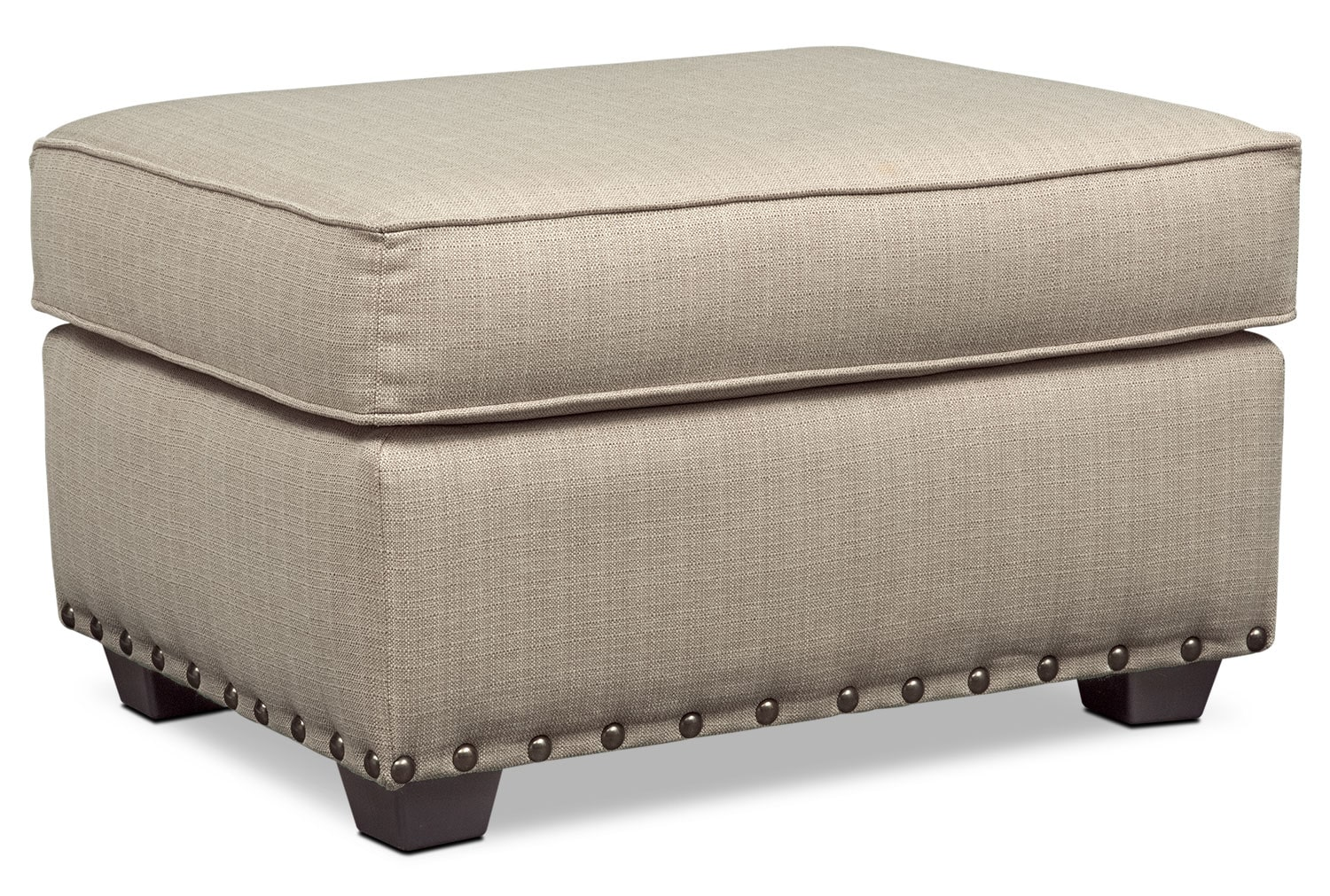 Living Room Furniture - Mckenna Ottoman
