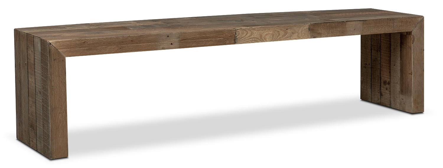 Dining Room Furniture - Rancho Bench - Pine