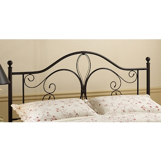 Mill Full/Queen Headboard - Brown