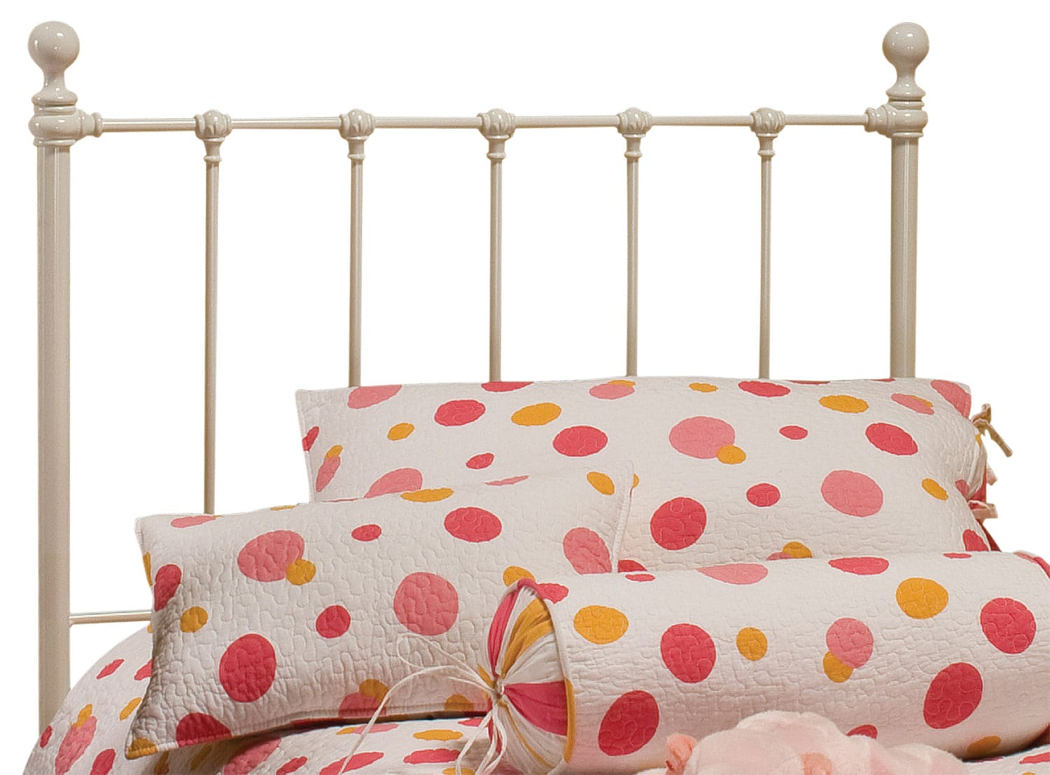 Bedroom Furniture - Molly Twin Headboard - White