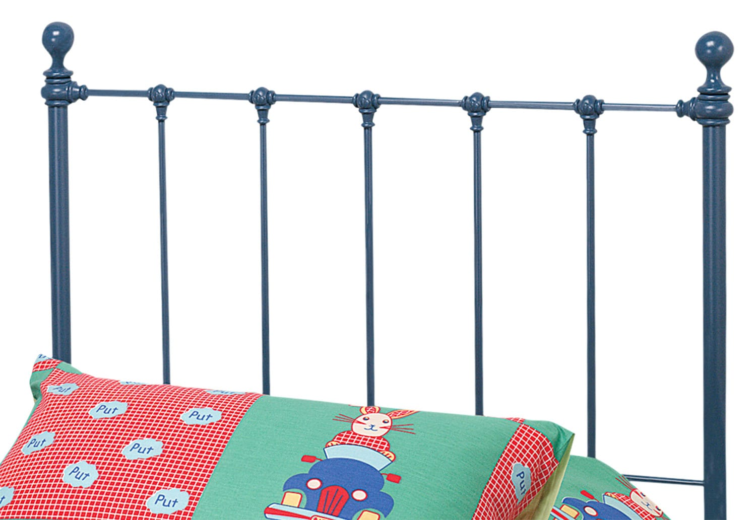 Molly Twin Headboard - Blue