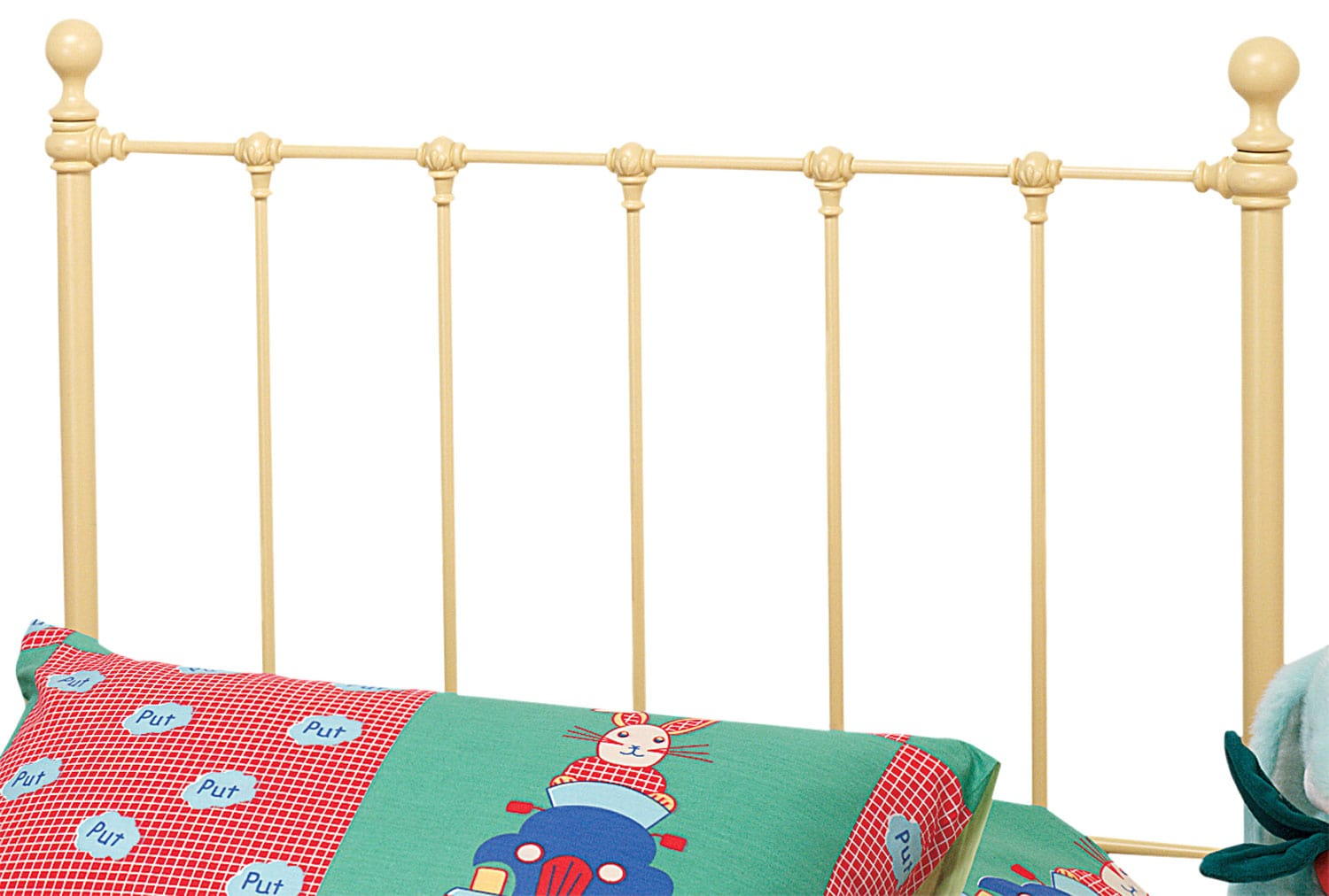 Bedroom Furniture - Molly Twin Headboard - Yellow