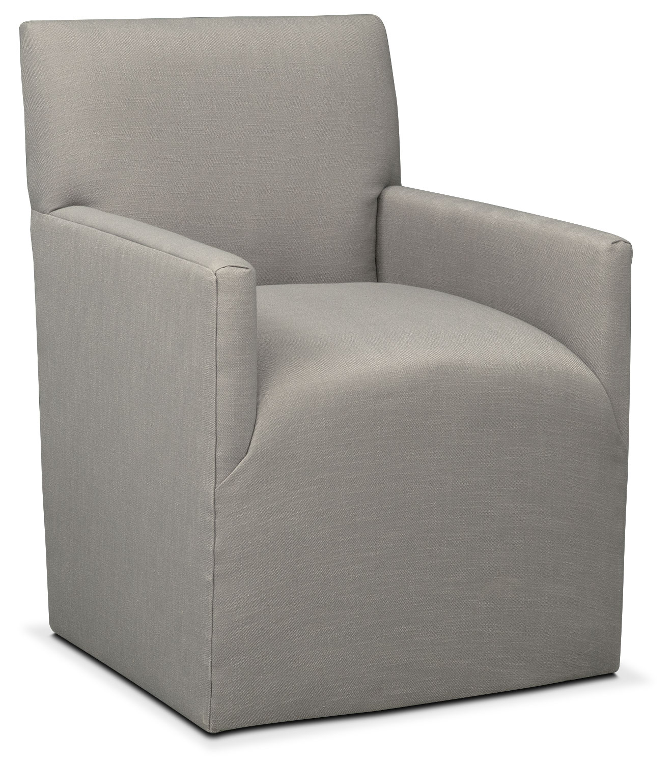 Laurie Arm Chair - Gray