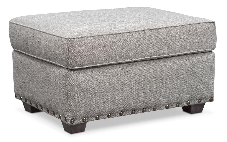 Living Room Furniture - Mckenna Ottoman
