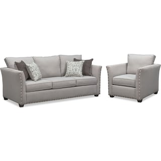 Mckenna Sofa and Chair Set