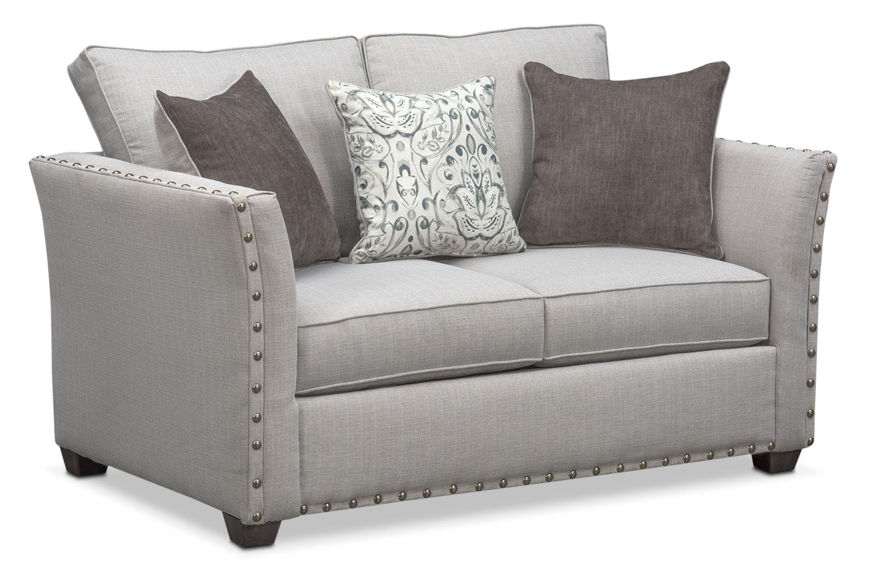 Mckenna Queen Memory Foam Sleeper Sofa And Loveseat Set