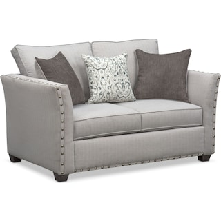 Mckenna Loveseat - Pewter