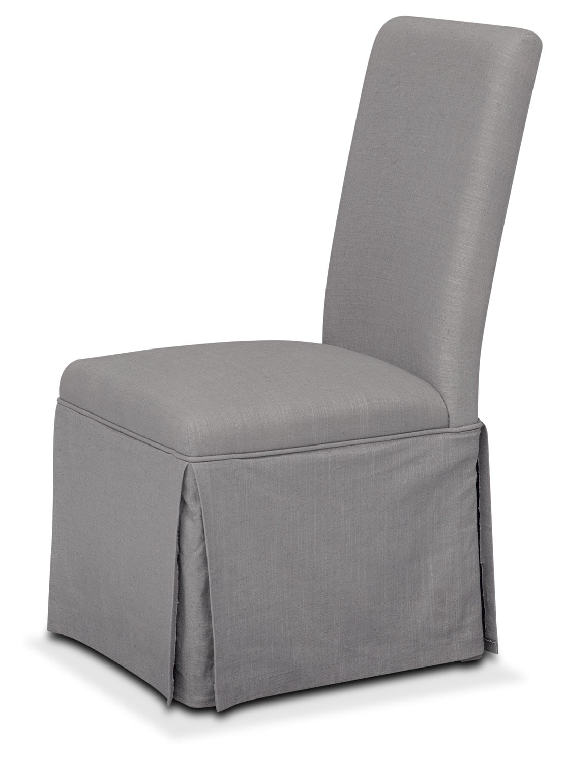 Patrice Side Chair Gray Value City Furniture And