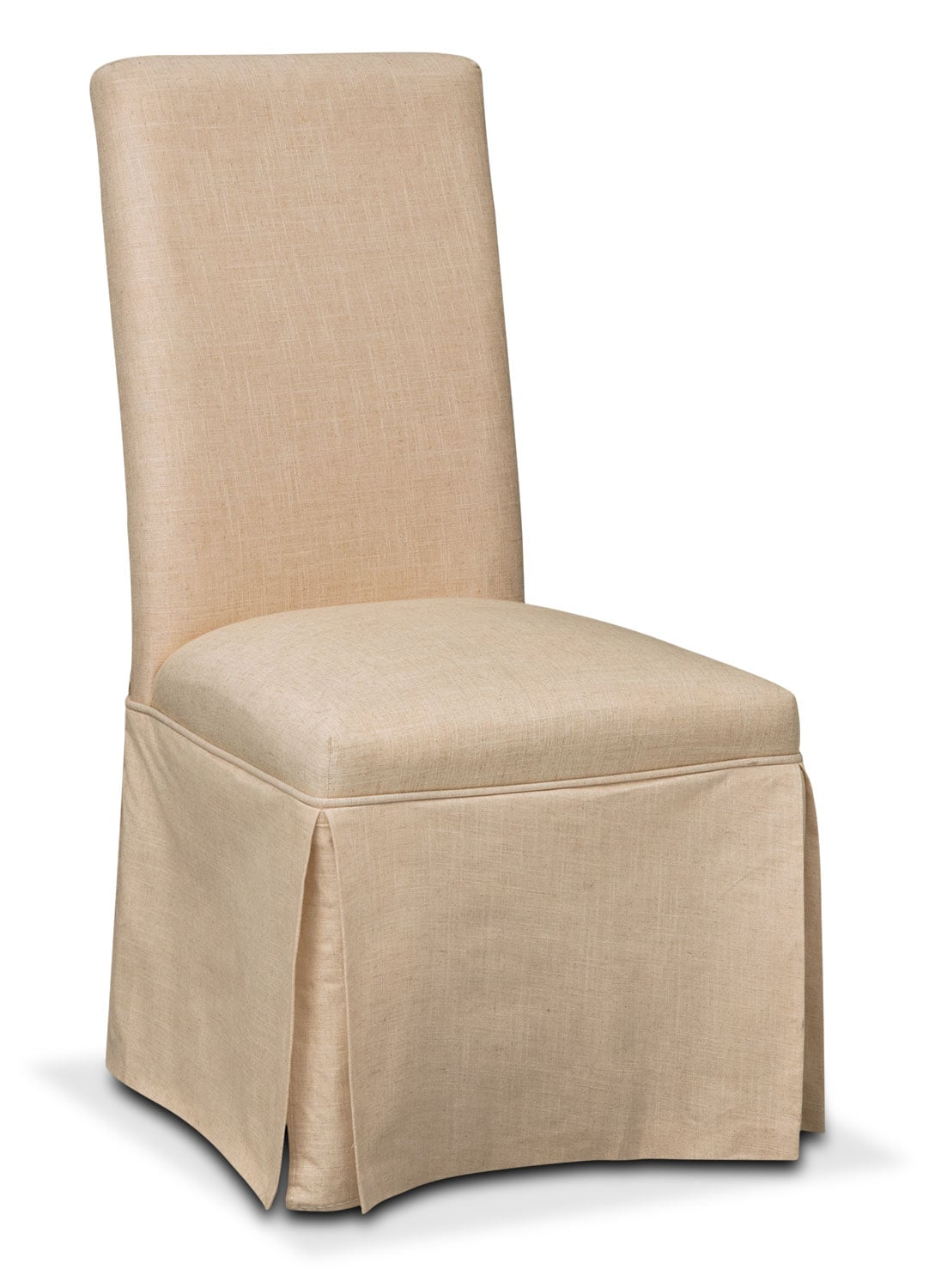 Dining Room Furniture - Patrice Side Chair - Natural