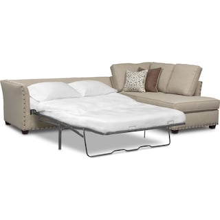 Mckenna 2-Piece Sleeper Sectional