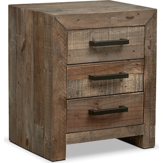 Rancho Nightstand - Pine