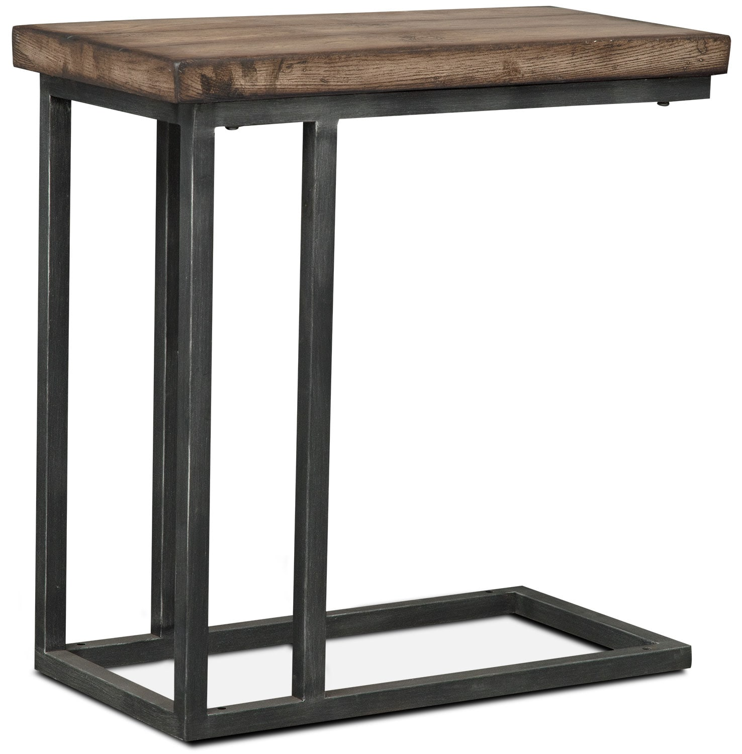 Conde Side Table - Driftwood