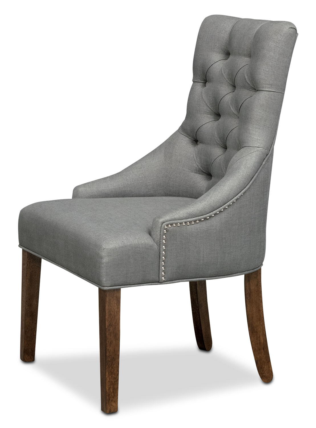 Melissa Side Chair   Gray