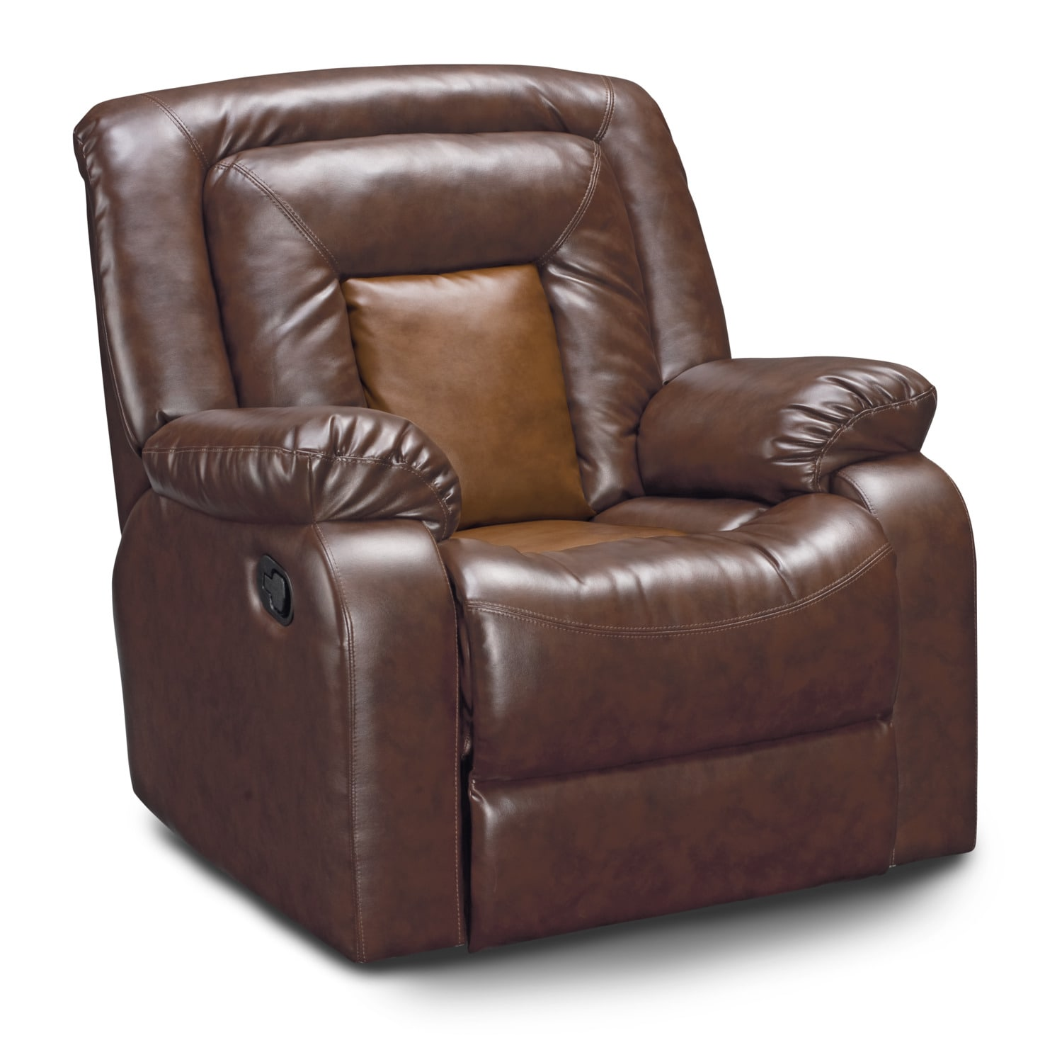 Mustang Dual Reclining Sofa Dual Reclining Loveseat and Recliner