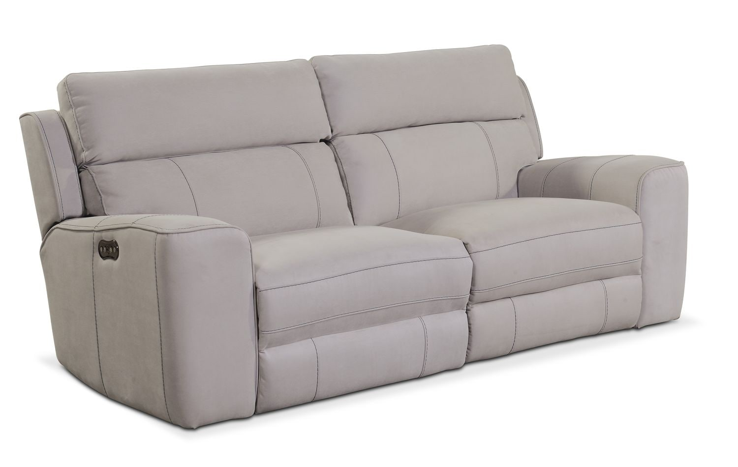 Reclining Sofa Bed Pulsar Dual Reclining Sofa Black Value