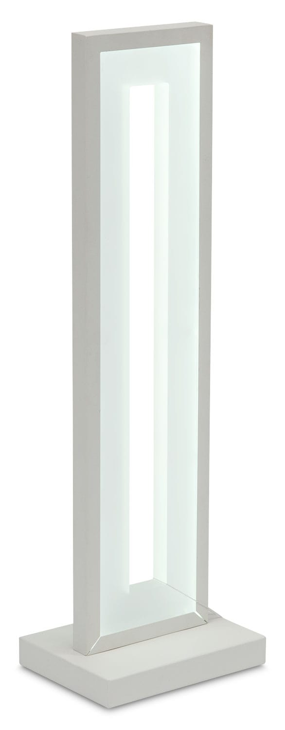 Home Accessories - LED Table Lamp - White