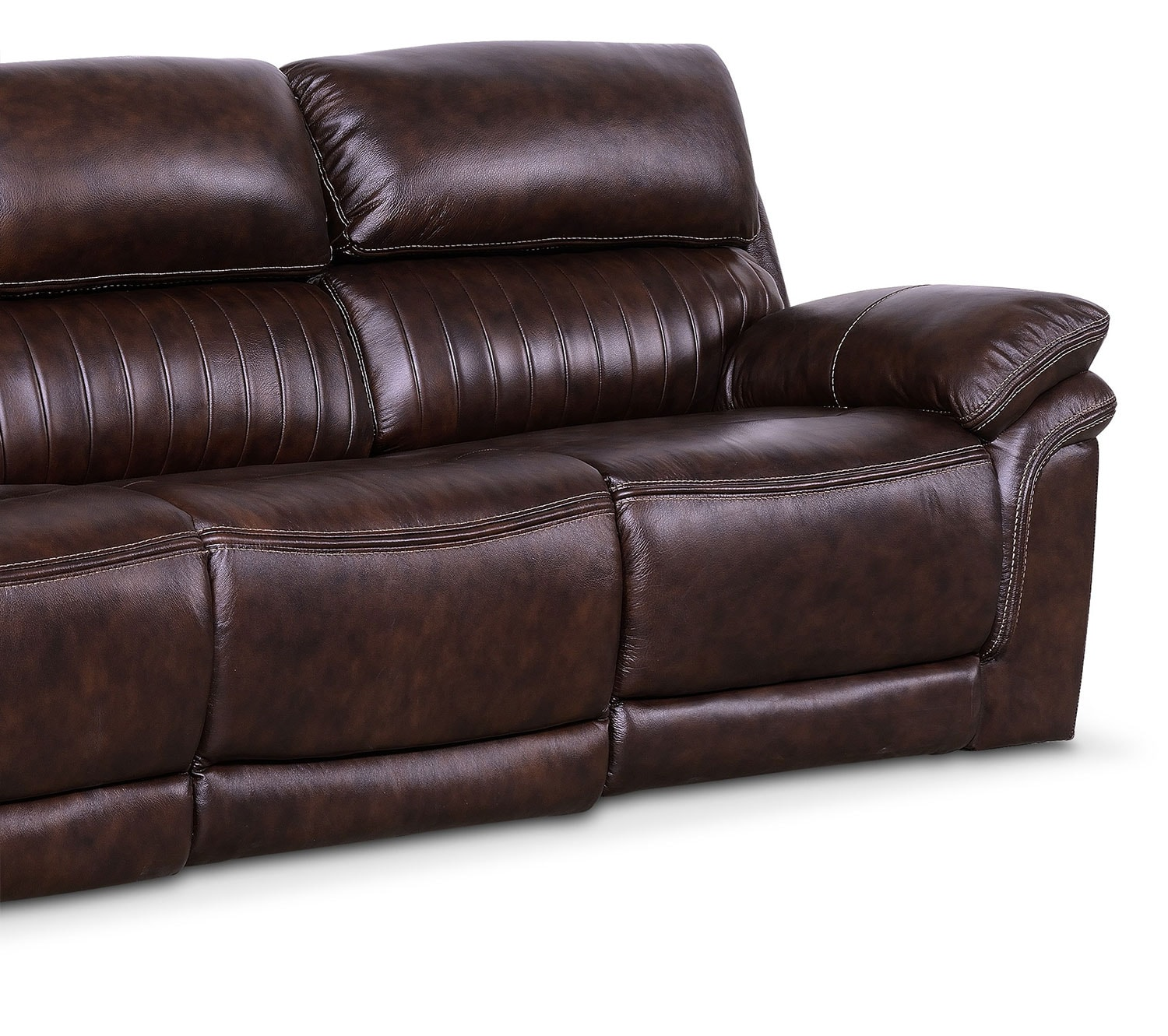Monterey 3-Piece Power Reclining Sofa - Chocolate by One80  sc 1 st  Value City Furniture & Monterey 3-Piece Power Reclining Sofa - Chocolate | Value City ... islam-shia.org