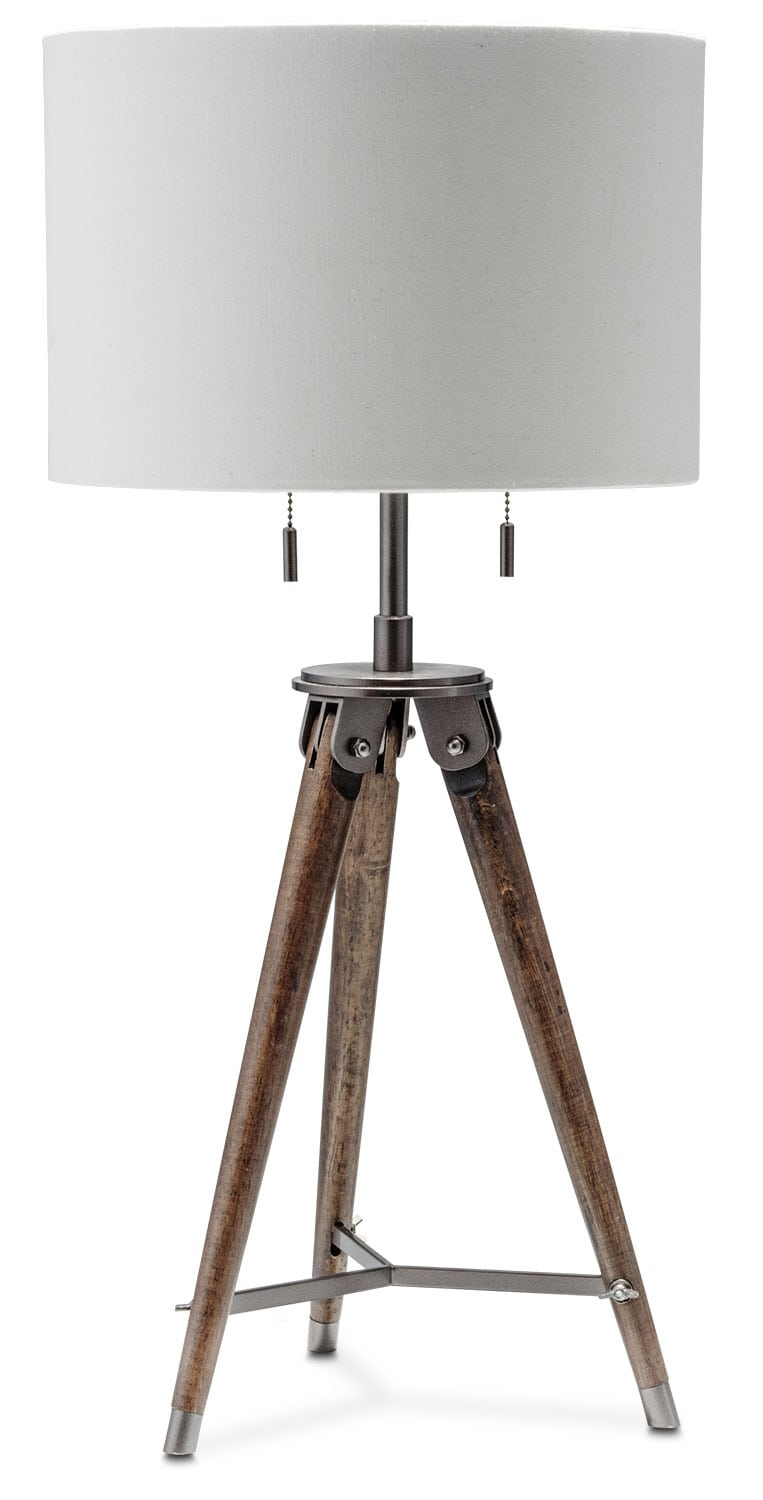 Home Accessories - Rosedale Table Lamp