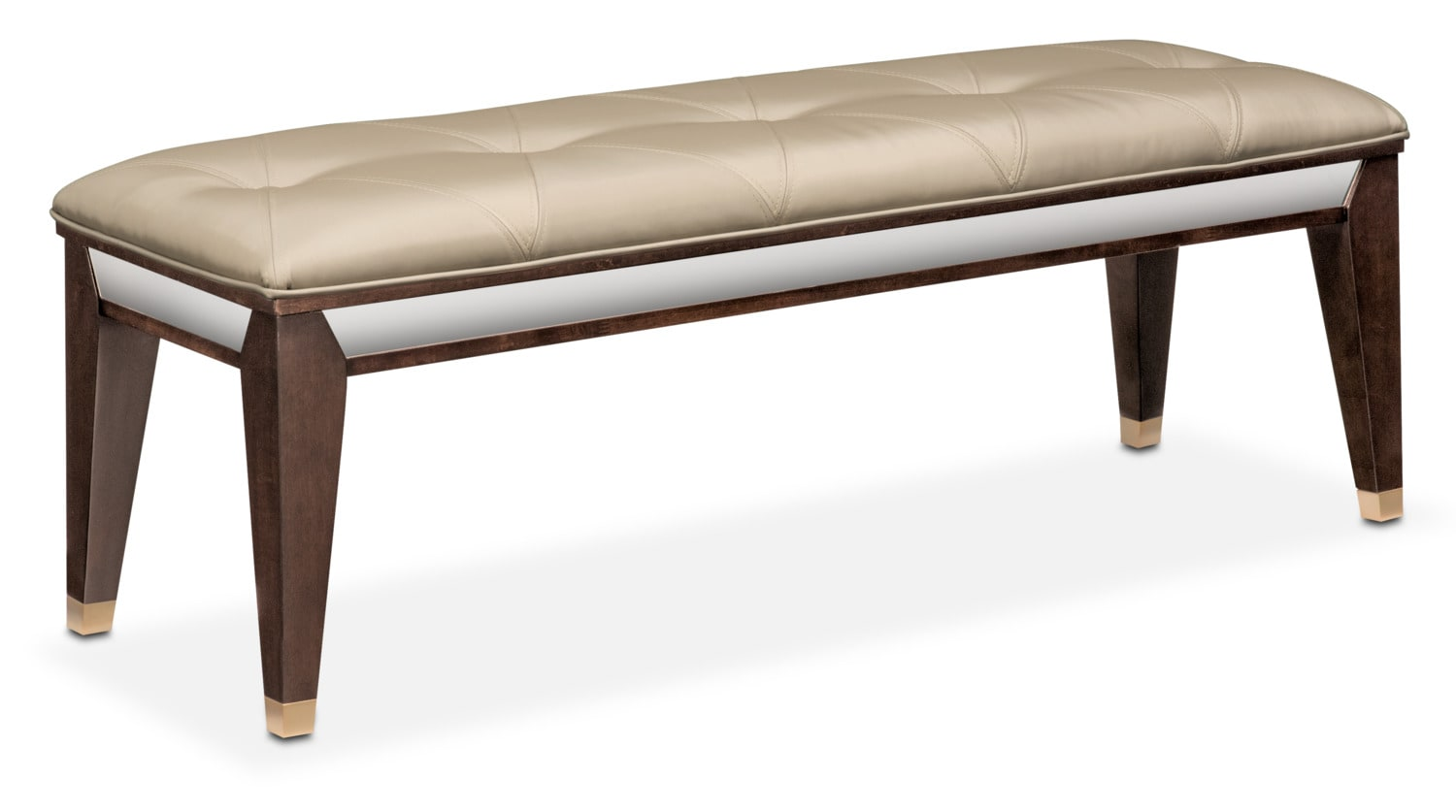 Kenton Bench - Cherry