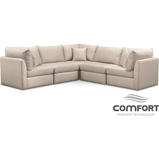 The Trenton Comfort Collection - Linen