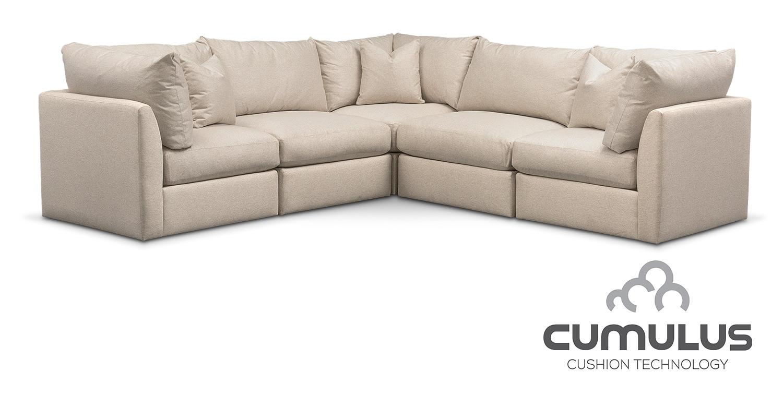 The Trenton Cumulus Collection - Linen