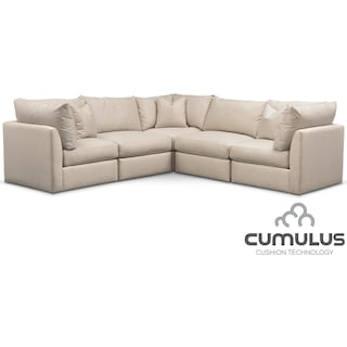 The Trenton Cumulus Collection - Linen