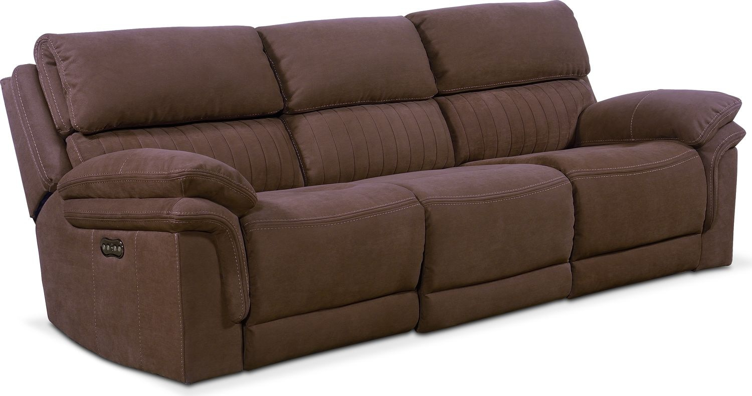Monterey 3 Piece Power Reclining Sofa