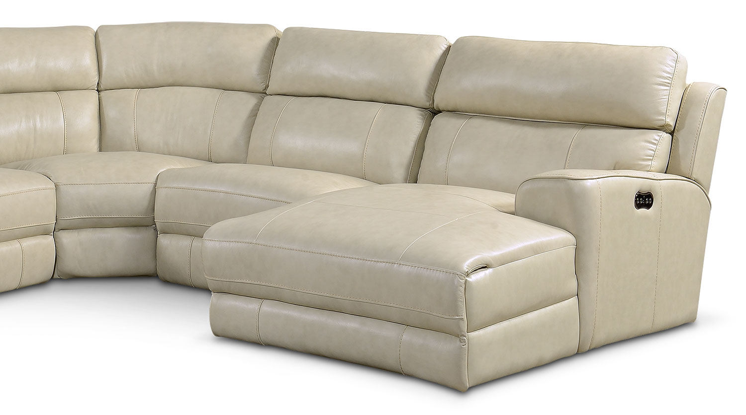 Newport 5 piece power reclining sectional with right for 5 piece sectional sofa with chaise
