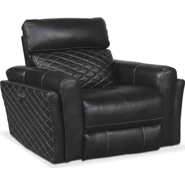 Living Room Furniture - Catalina Dual-Power Recliner