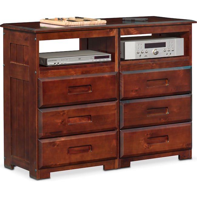 Kids Furniture - Ranger Media Dresser