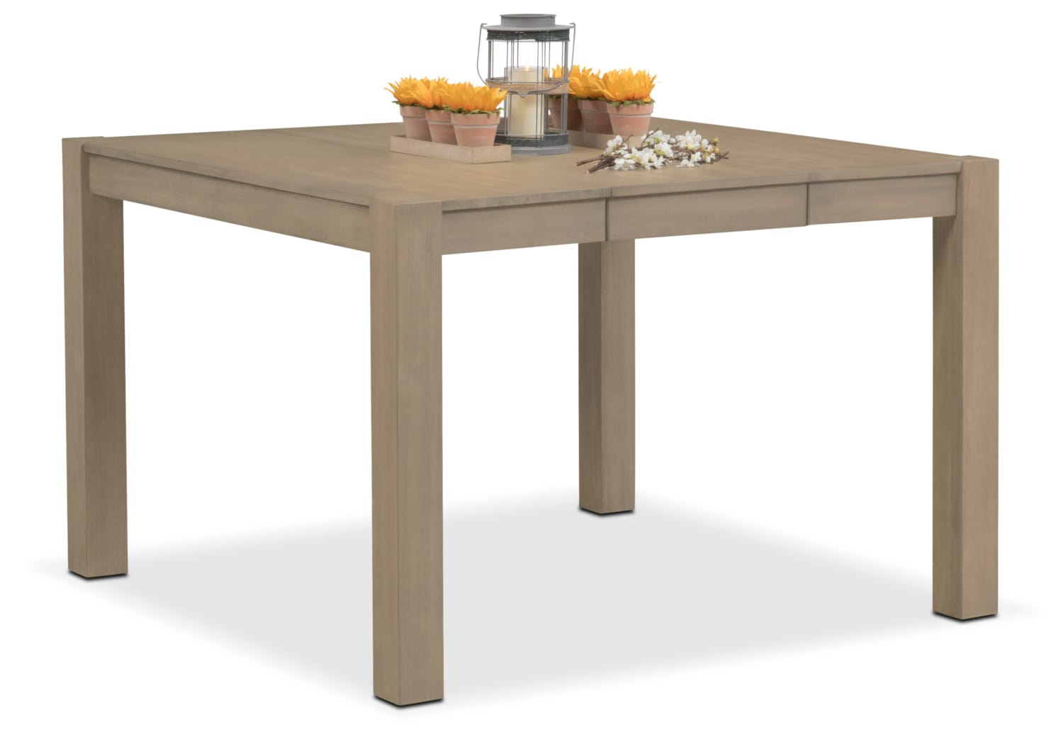 Tribeca Counter Height Table   Gray