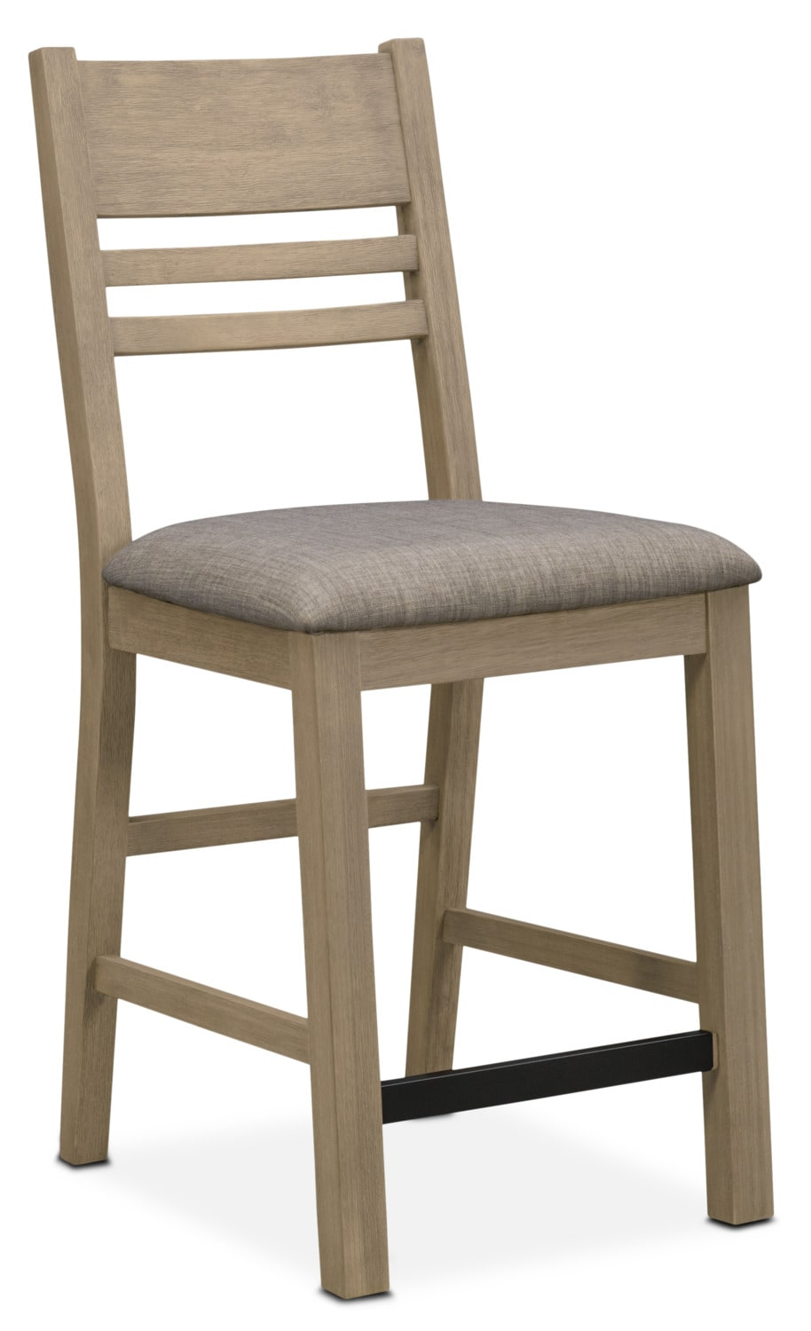 Tribeca Counter-Height Side Chair - Gray