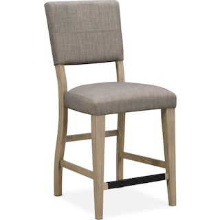 Tribeca Counter-Height Upholstered Side Chair